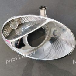 MERCEDES E-KLASA W211 MASKOWNICA PRAWEJ LAMPY Lampy tylne