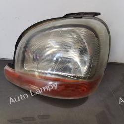 RENAULT KANGOO I LEWA LAMPA PRZÓD Lampy tylne