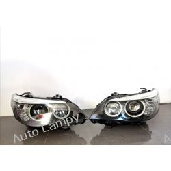 BMW E60 KOMPLET LAMPA BI-LED KOITO FV