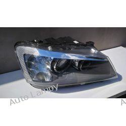 BMW X3 F25 PRAWA LAMPA BI-XENON NIESKRĘTNY