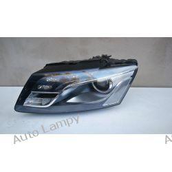 AUDI Q5 LEWA LAMPA PRZÓD BI-XENON SKRĘTNY Części samochodowe