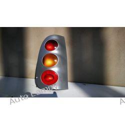 SMART PRAWA LAMPA TYŁ CAŁA KOMPLETNA Części samochodowe