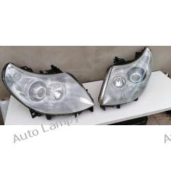 FIAT DUCATO KOMPLET LAMP SOCZEWKI H1 Części samochodowe