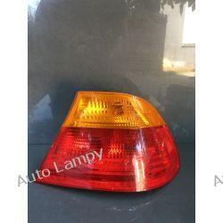 BMW E 46 COUPE PRAWA LAMPA TYŁ Lampy przednie