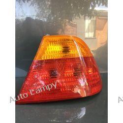 BMW 3 E46 SEDAN PRAWA LAMPA ORYGINAŁ Lampy przednie