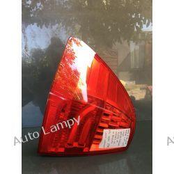 BMW E90 E91 KOMBI LIFT LED LEWA LAMPA TYŁ Lampy tylne