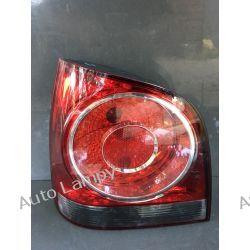 VW POLO 6 Q LIFT LEWA LAMPA TYŁ Lampy przednie