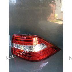 MERCEDES ML W166 PRAWA LAMPA LED TYŁ Lampy tylne