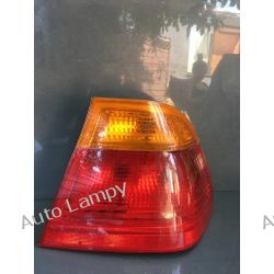BMW 3 E46 SEDAN PRAWA LAMPA TYŁ ORYGINAŁ Lampy tylne