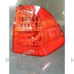 BMW 3 E91 BMW  LIFT PRAWA LAMPA KOMBI TYŁ Lampy tylne