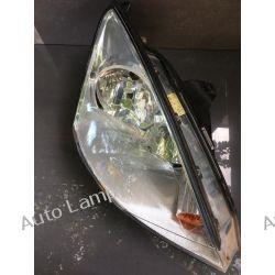 FORD FOKUS 1 LIFT PRAWA LAMPA PRZÓD EUROPA Lampy przednie