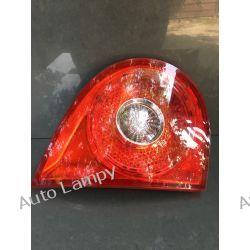 VW GOLF V LEWA LAMPA W KLAPE Motoryzacja