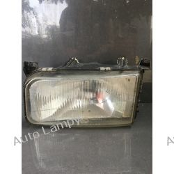 VW PASSAT B3 LEWA LAMPA PRZÓD Lampy przednie