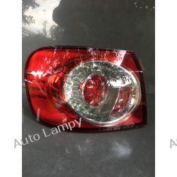 VW GOLF PLUS LEWA LAMPA TYŁ Motoryzacja