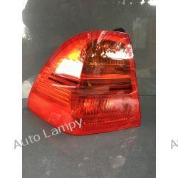 BMW E91 LEWA LAMPA TYŁ ORYGINAŁ KOMBI Motoryzacja