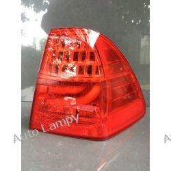 BMW E91 LIFT PRAWA LAMPA TYŁ KOMBI LED Motoryzacja