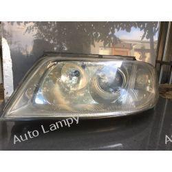 VW PASSAT B5 FL LEWA LAMPA PRZÓD ORYGINAŁ HELLA Lampy przednie