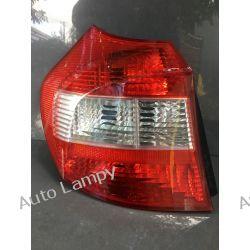 BMW 1 E87 LEWA LAMPA TYŁ ORYGINAŁ