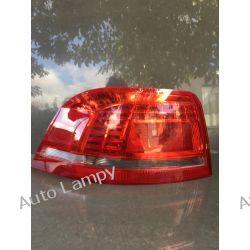 VW PASSAT B7 LED LEWA LAMPA TYŁ KOMBI Lampy tylne