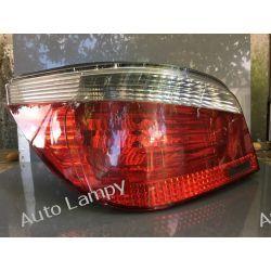 BMW E60 LEWA LAMPA TYŁ Motoryzacja