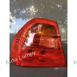 BMW E90 LEWA LAMPA TYŁ SEDAN Pozostałe