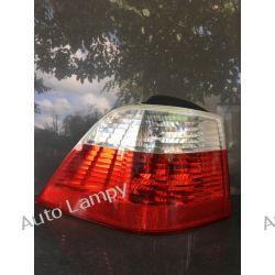 BMW 5 E61 LEWA LAMPA TYŁ KOMBI Motoryzacja