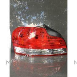 BMW 1 COUPE CABRIO E88 E82 LEWA LAMPA TYŁ  Lampy tylne