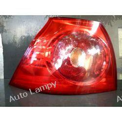 VW GOLF 5 LEWA LAMPA TYŁ ORYGINAŁ Lampy tylne