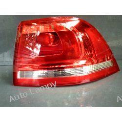 VW TOUAREG 796 PRAWA LAMPA TYŁ Motoryzacja