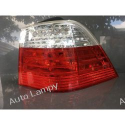 BMW E60 E61 PRAWA LAMPA TYŁ KOMBI Motoryzacja