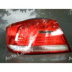 BMW E93 LEWA LAMPA TYŁ Lampy przednie
