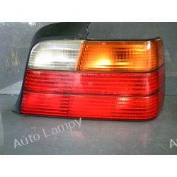 BMW E36 3D 318 PRAWA LAMPA TYŁ ORYGINAŁ Lampy tylne