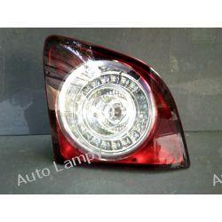 VW GOLF PLUS PRAWA LAMPA W KLAPE Lampy przednie