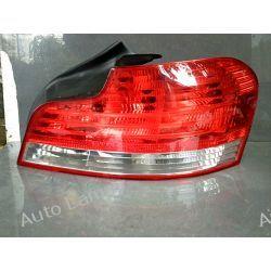 BMW 1 COUPE E88 E82 PRAWA LAMPA TYŁ Lampy tylne