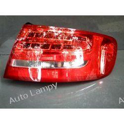 AUDI A4 8K9 LIFT PRAWA LAMPA TYŁ LED Lampy przednie