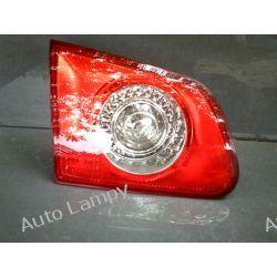 VW PASSAT B6 LEWA LAMPA W KLAPĘ KOMBI Lampy tylne
