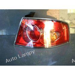 VW POLO 6Q PRAWA LAMPA TYŁ Lampy przednie