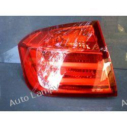 BMW F30  LEWA LAMPA TYŁ ORYGINAŁ Lampy przednie