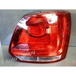 VW POLO 6 RO PRAWA LAMPA TYŁ Lampy przednie
