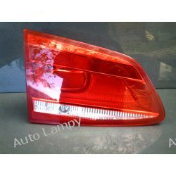 VW PASSAT B7 LEWA LAMPA W KLAPE  TYŁ KOMBI Lampy przednie