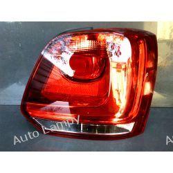 VW POLO 5 6RO PRAWA LAMPA TYŁ  Lampy przednie