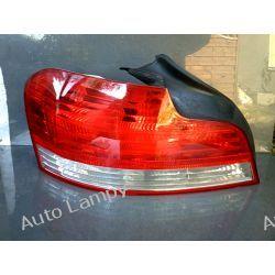 BMW 1 COUPE CABRIO LEWA LAMPA TYŁ