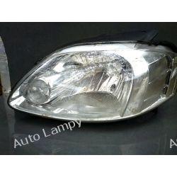 VW FOX LEWA LAMPA PRZÓD ORYGINAŁ Lampy przednie