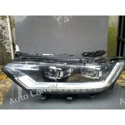 VW PASSAT B8 LEWA LAMPA PRZÓD  FULL LED