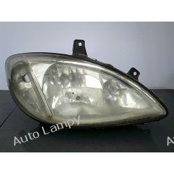 MERCEDES VITO W639 PRAWA LAMPA PRZÓD Lampy przednie