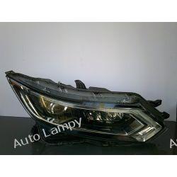 NISSAN QASHQAI LIFT PRAWA LAMPA FULL LED Motoryzacja
