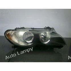 BMW 3 E46 COUPE CABRIO PRAWA LAMPA PRZÓD BI-XENON Lampy przednie