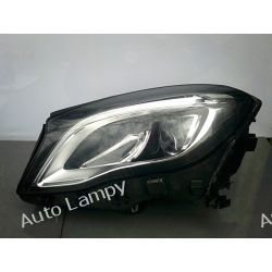MERCEDES GLA W156 LEWA LAMPA PRZÓD FULL LED Lampy tylne
