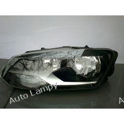 VW POLO REFLEKTOR  LEWY PRZÓD Lampy przednie