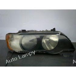 BMW X5  E53 PRAWA LAMPA PRZÓD ZWYKŁA Lampy tylne